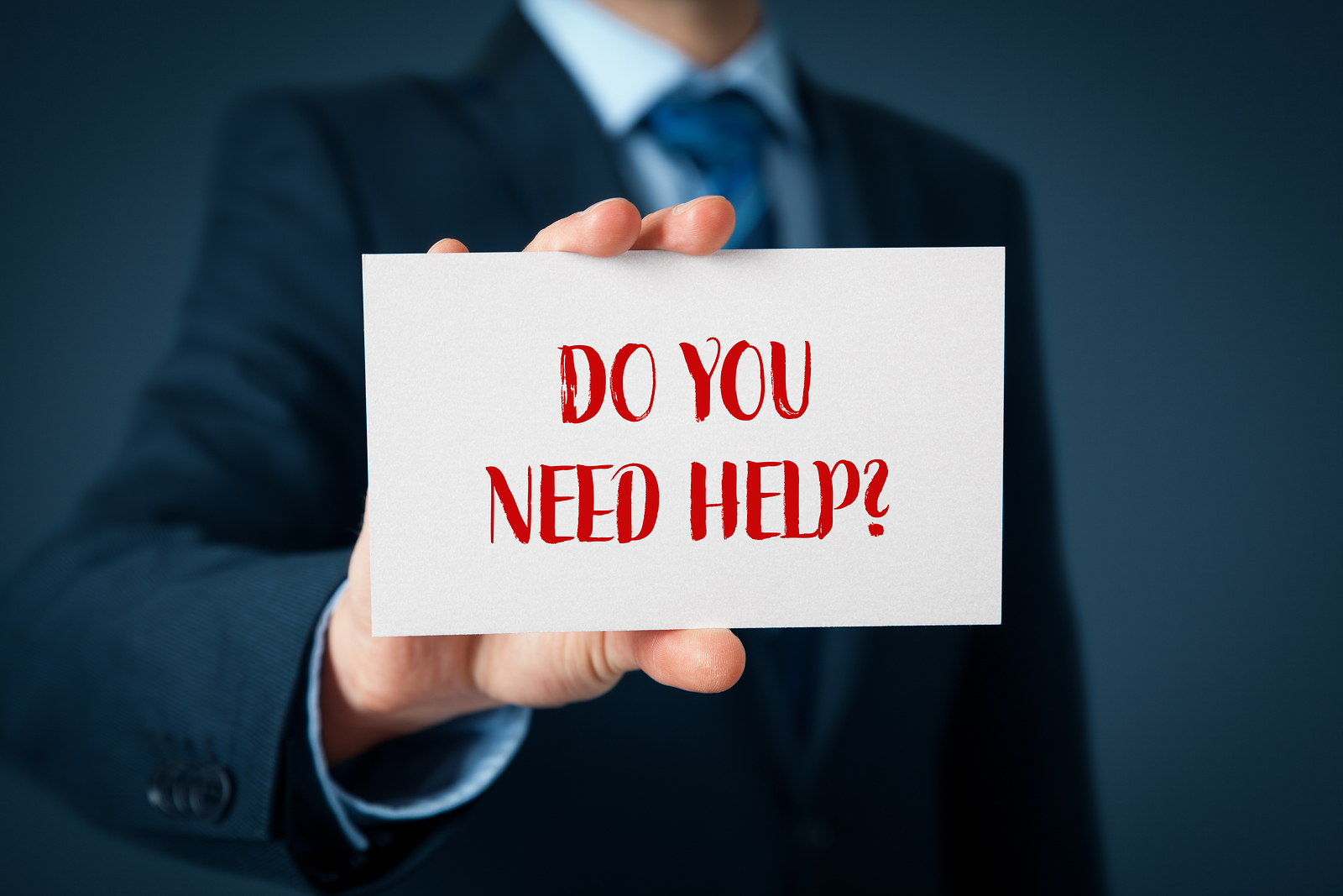 Do You Need Help? Professional Expert Or Customer Services...